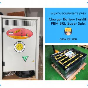 Charger Battery Forklift PBM SRL